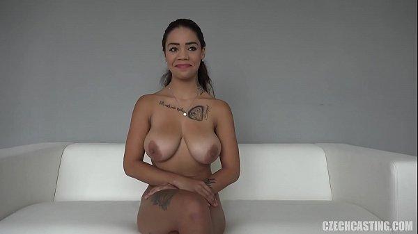 Dirty Big Tit Miroslava's Casting Tape