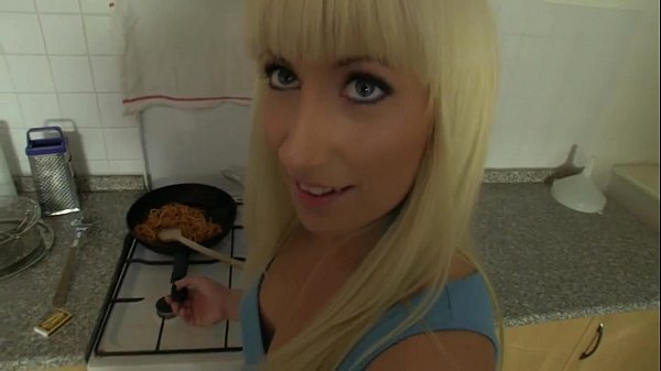 Homemade Porn With Czech Blonde