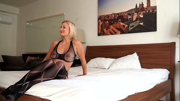Blonde Czech Milf Gets Fuced At Hotel Room